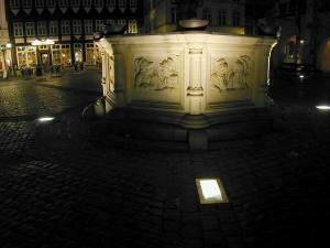 Beleuchtung Marktplatz Hildesheim (3)