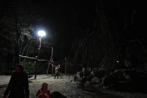 Winterzoo 2011 Spielplatz (3)