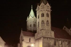 Beleuchtungsprobe St. Marien Freyburg (6)