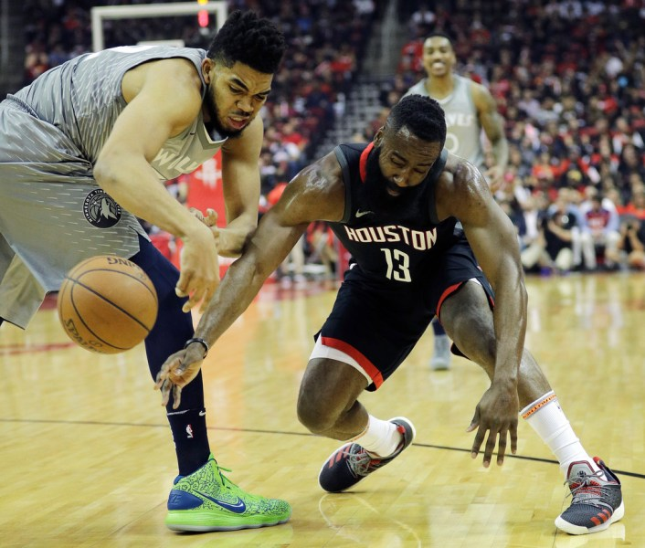 Charles Barkley  Wolves  one of the dumbest teams I ve ever seen     In the aftermath of the Wolves  104 101 loss to the heavily favored Rockets  in Game 1 of the playoffs Sunday     Minnesota s first playoff game in 14  years
