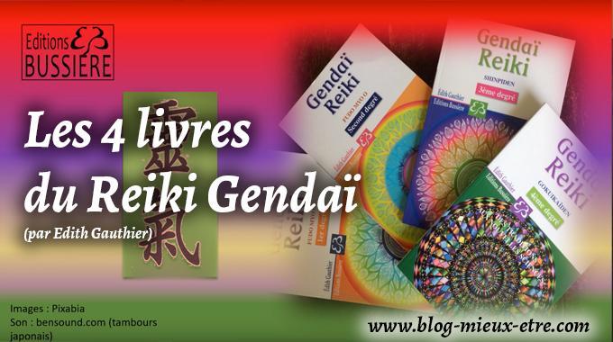 Les guides du Reiki Gendaï