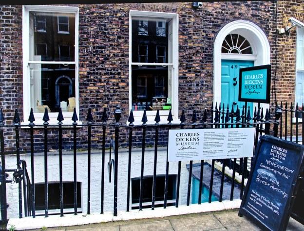 Londra'da Hangi Müzelere Gidilir charles dickens müze