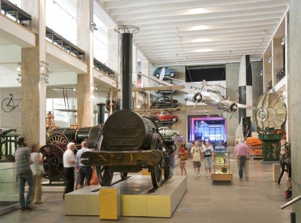 londra'da hangi müzelere gidilir bilim müzesi