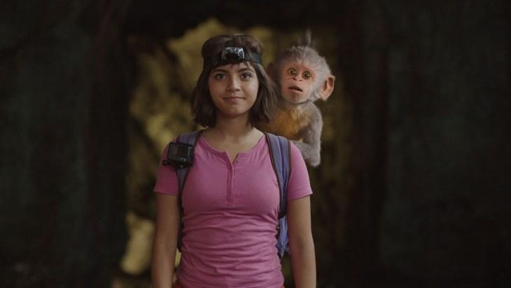 Dora ve Kayıp Altın Şehri Film Konusu, Yorumu ve İncelemesi