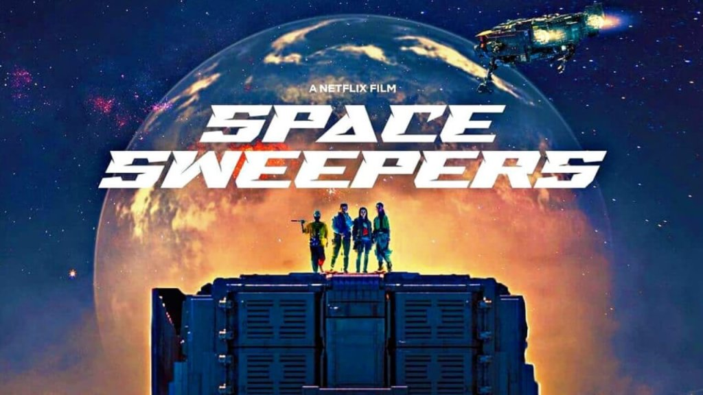 Space Sweepers Film Konusu Yorumu ve İncelemesi