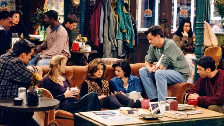 Friends Dizi Konusu Yorumu ve İncelemesi