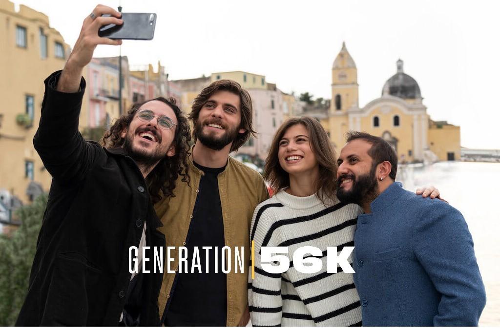 Generazione 56K Dizi Konusu ve Yorumu – Netflix