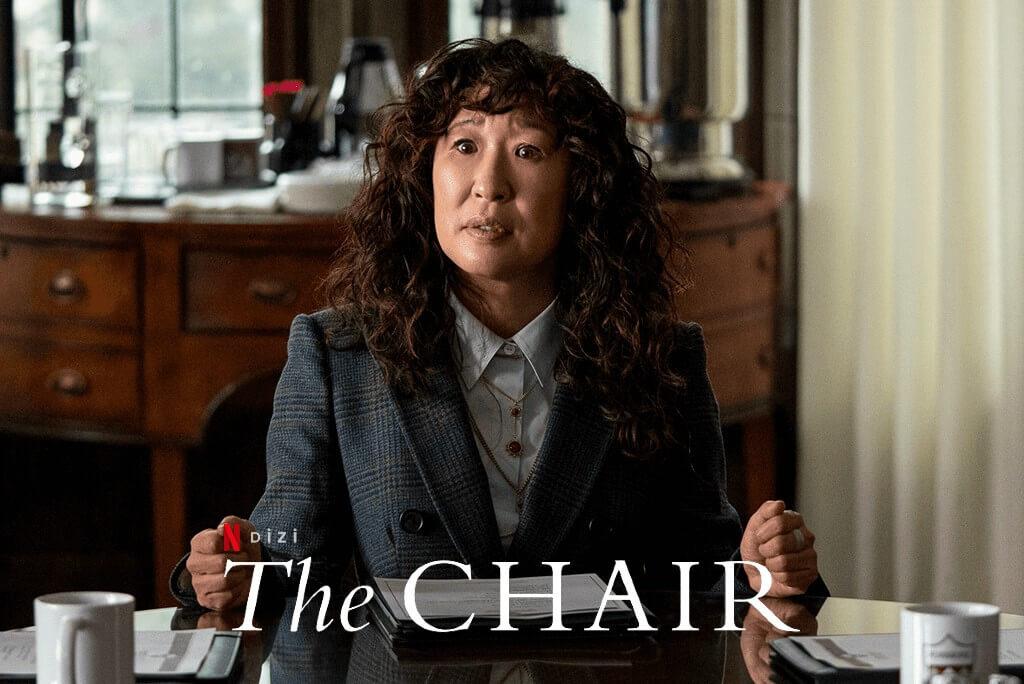 The Chair Dizi Konusu ve Yorumu – Netflix