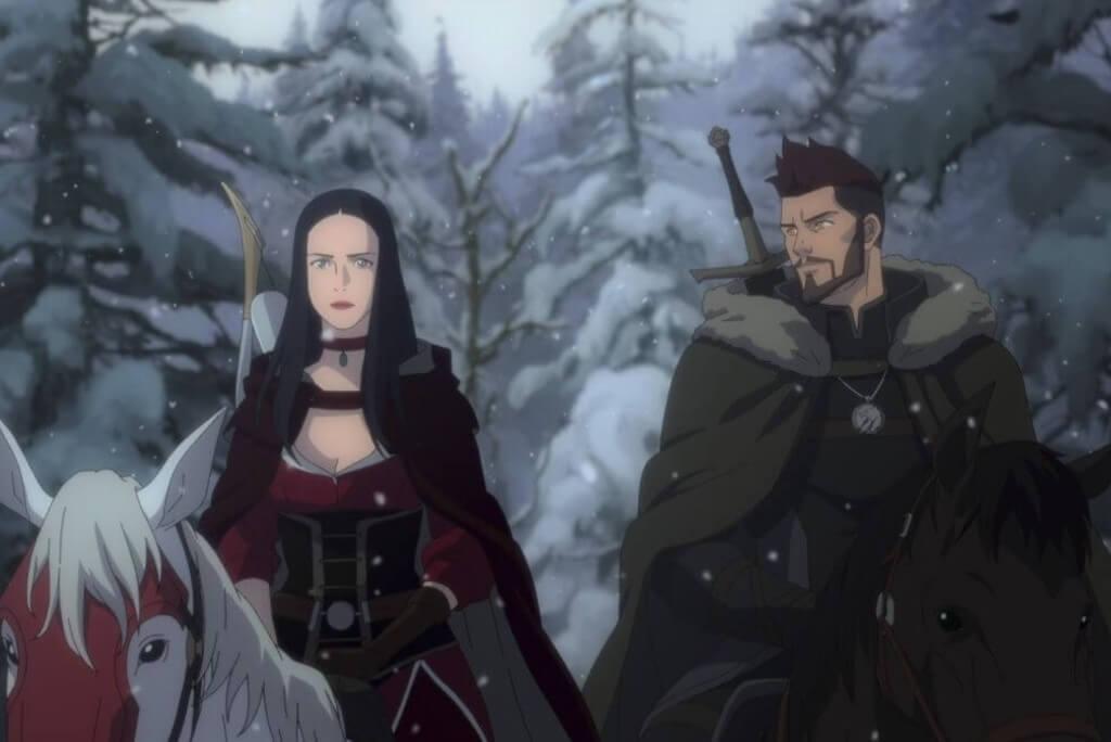 The Witcher Nightmare of the Wolf Animasyon Film Konusu ve Yorumu – Netflix