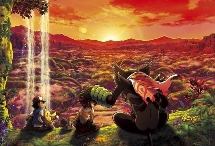 Pokémon Filmi Ormanın Sırları Konusu ve Yorumu – Netflix