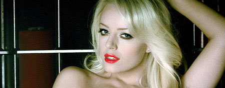 Hannah Claydon Topless Dungeon Shoot