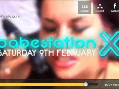 Hot Babestation Extreme show