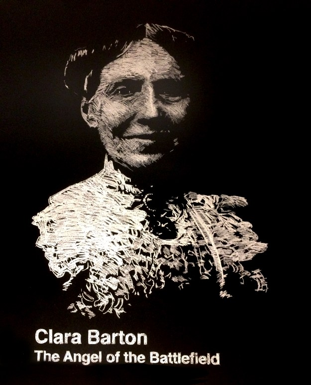 General Assembly Chalk Art Boston Clara Barton
