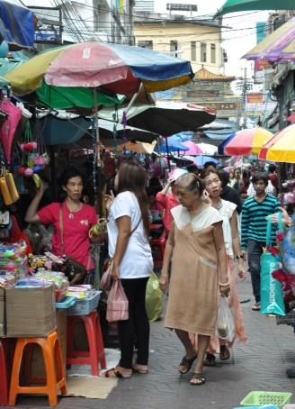 Chinatown, à Bangkok.