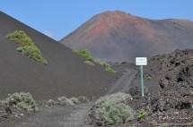 route de Tremesana,Accessible uniquement avec un guide.