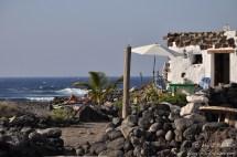 Lanzarote : El Golfo.