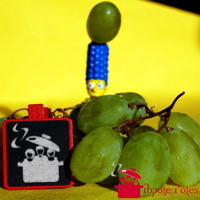 Raisins verts du mois de septembre