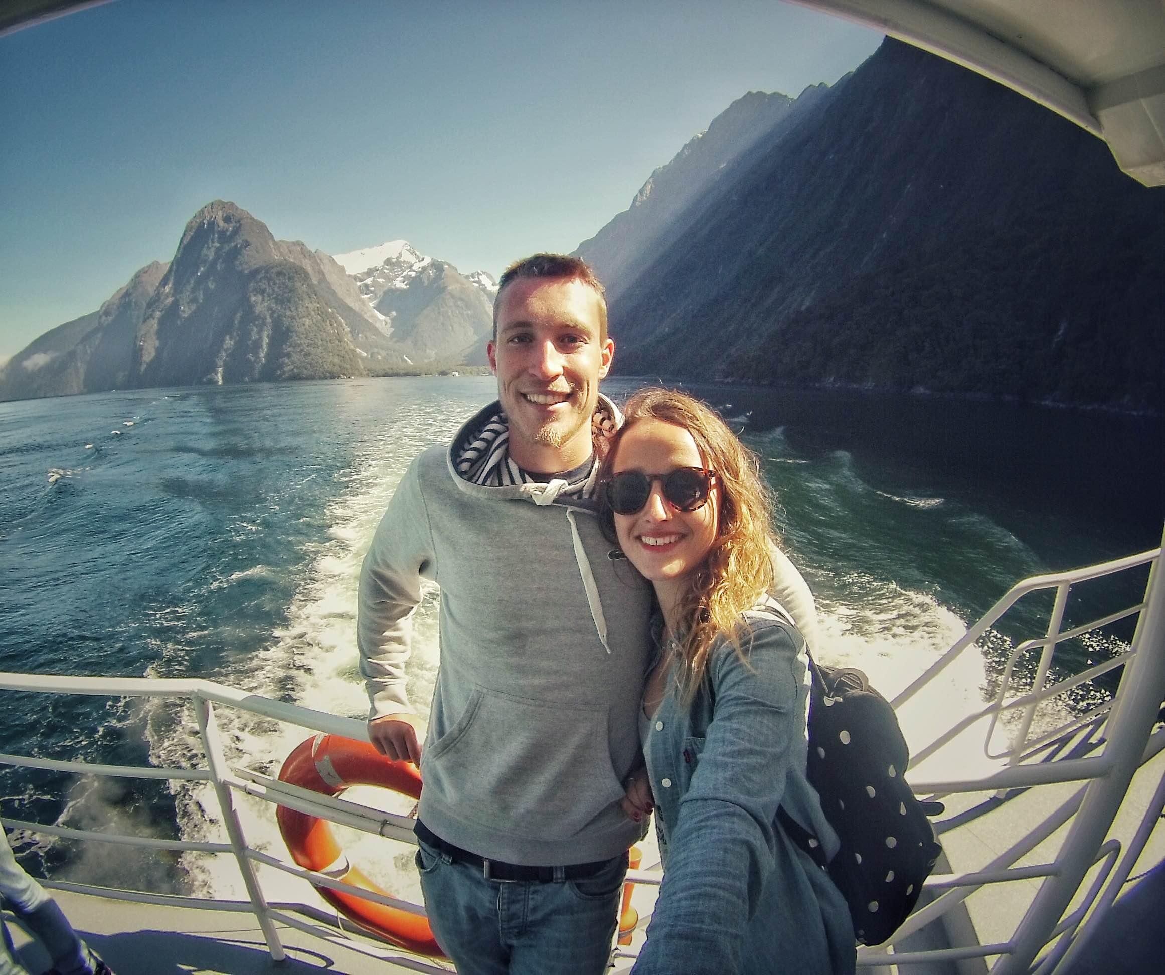 Jade et Florian - Road Trip Challenge