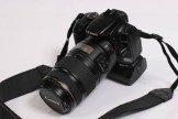 Canon EOS 400d mit Canon 70-300 IS USM