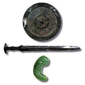 剣璽等承継の儀 三種の神器