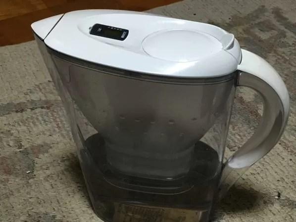ものぐさな私でもおいしい水をおトクに飲みたいぞ〜ポット型浄水器BRITA(ブリタ)マレーラ