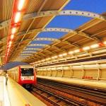 Chili : le métro de Santiago fonctionnera bientôt au solaire et à l'éolien
