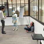 Nos collègues, les robots