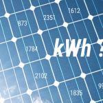 Calcul du Rendement d'un Panneau Photovoltaïque