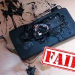 Samsung Galaxy Note 7 ou le téléphone portable qui explosait