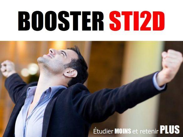 STI2D Booster