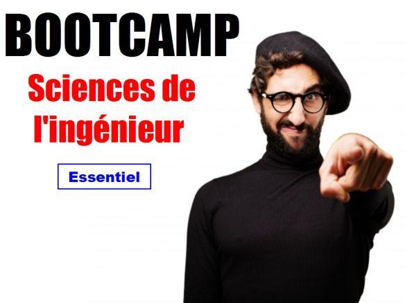 #Bootcamp SI - Essentiel