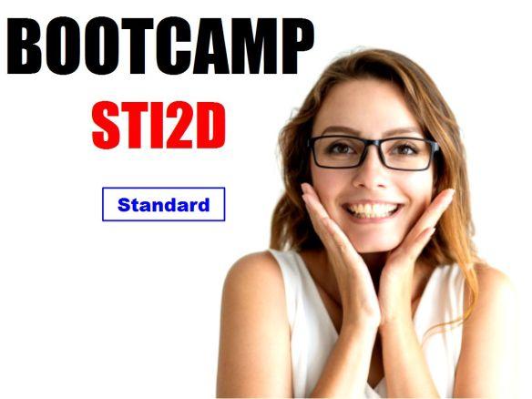 # Bootcamp STI2D - Standard