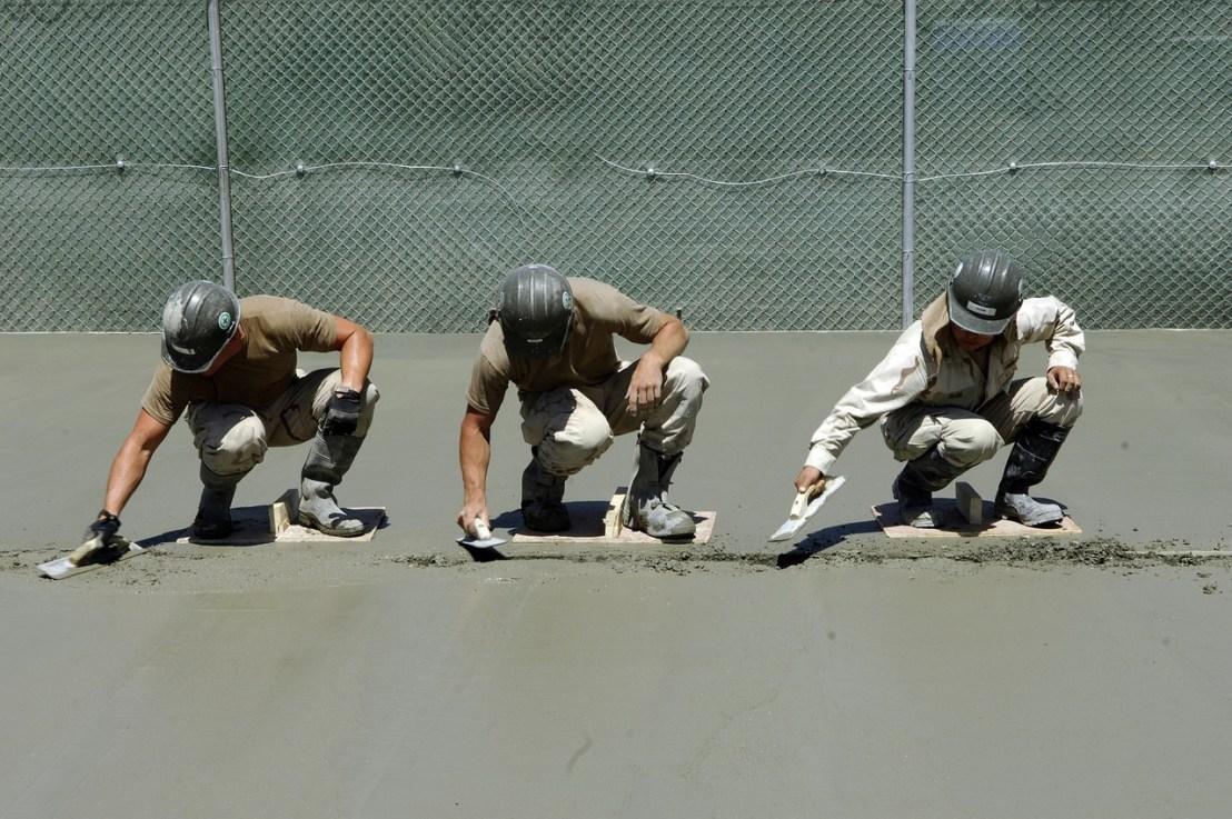 Quel est le temps de séchage d'une dalle béton ?