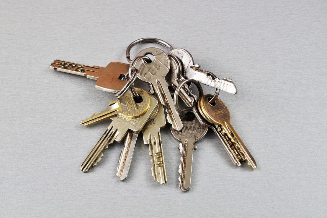 Perte de vos clefs de maison ? Que faire ?