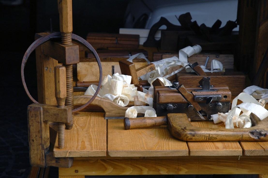 Quels sont les différents outils pour travailler le bois ?