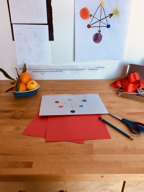Épurer votre table de travail artistique