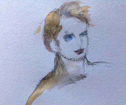 Dessin au crayon et une touche d'aquarelle sublimer vos dessins