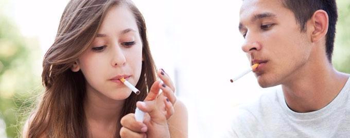 The link between youth vaping and youth smoking still being discussed