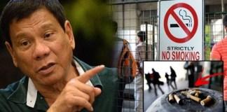 Philippines : la croisade du président contre la cigarette et la vape