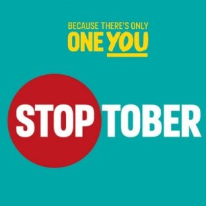 Stoptober - month without tobacco in the UK