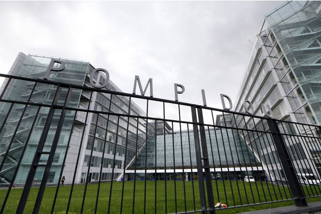 Pompidou Hospital