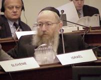 israel litzman