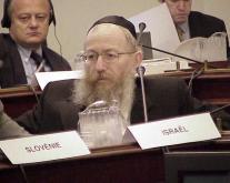 israël litzman