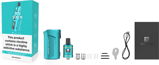 vaporesso target mini II