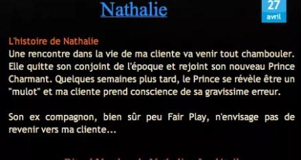 Nathaniel Sorcier Vaudou Avis Témoignage Forum expérience