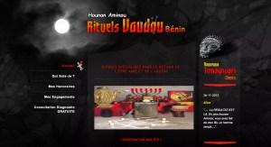 Hounon Aminou sorcier vaudou bénin