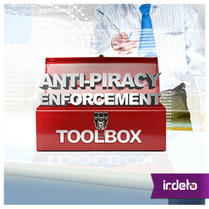 The anti-piracy enforcement toolbox