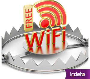 Everyone loves public WiFi – particularly hackers!