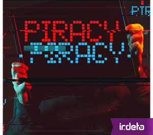 The Cost of Piracy in a Crisis