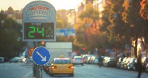 Swedish Speed Camera Lottery